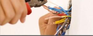 Монтаж на ключове и контакти, ел табла, електроуреди, прокарване на кабели.