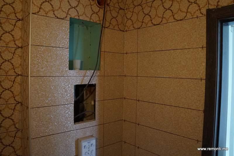 Качествен ремонт на баня.