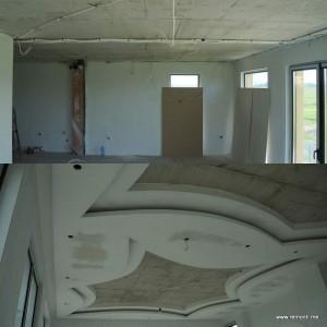 сложни-тавани-от-гипсокартон