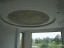 Окачени тавани с форми в къща кв.Требич